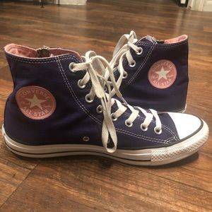 Converse Chuck Taylor All Star Hightops Sz 10.5